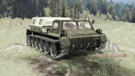 ГТ-СМ для MudRunner