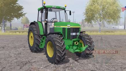 John Deere 7810 AWD для Farming Simulator 2013