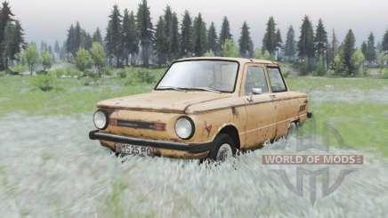 ЗаЗ 968М Запорожец для Spin Tires