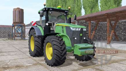 John Deere 7290R v3.1 для Farming Simulator 2017