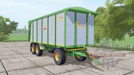 Fratelli Randazzo R 275 PP для Farming Simulator 2017