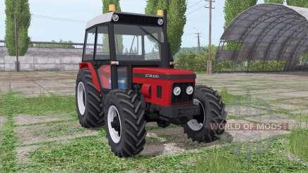 Zetor 6245 plus для Farming Simulator 2017