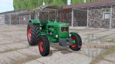 Deutz D 60 05 v1.1 для Farming Simulator 2017
