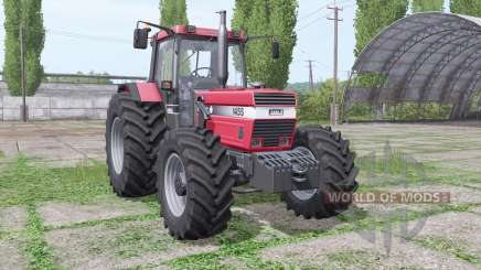 Case IH 1455 XL without front fenders для Farming Simulator 2017