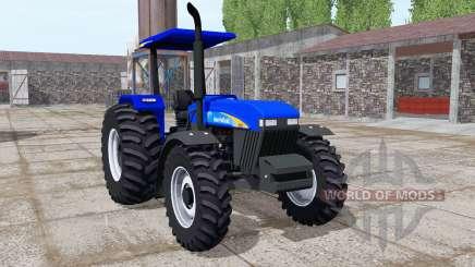 New Holland 8030 для Farming Simulator 2017
