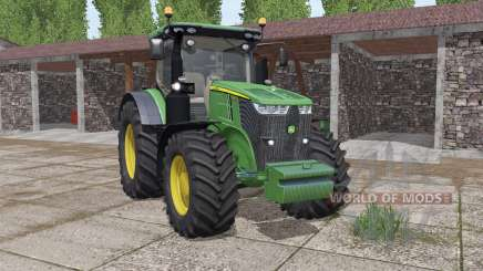 John Deere 7270R v3.0 для Farming Simulator 2017