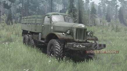 ЗиЛ-157 для MudRunner