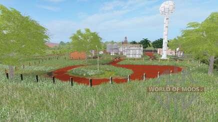 Region of Brazil для Farming Simulator 2017
