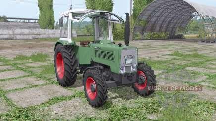 Fendt Farmer 108 S Turbomatik для Farming Simulator 2017