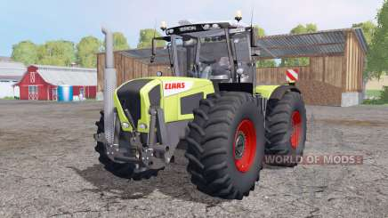 CLAAS Xerion 3800 Trac VC double wheels для Farming Simulator 2015
