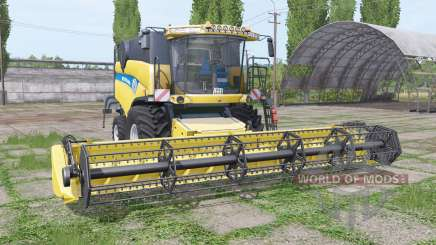 New Hollаnd CX8080 для Farming Simulator 2017