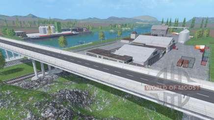 Wumas для Farming Simulator 2015