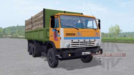 КамАЗ-55102 v1.2 для Farming Simulator 2017