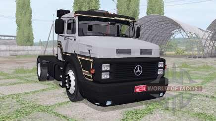 Mercedes-Benz LS 1933 для Farming Simulator 2017