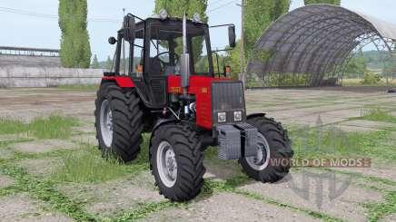 МТЗ-820 Беларус v2.0 для Farming Simulator 2017