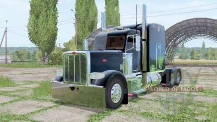Peterbilt 388 v2.0 для Farming Simulator 2017
