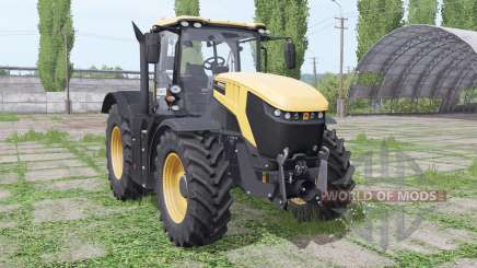 JCB Fastrac 8330 v2.1 для Farming Simulator 2017
