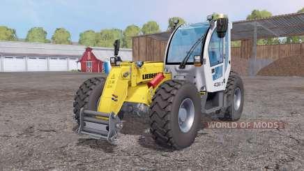 Liebhеrr TL 436-7 для Farming Simulator 2015