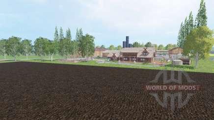 Talfeld v1.2 для Farming Simulator 2015