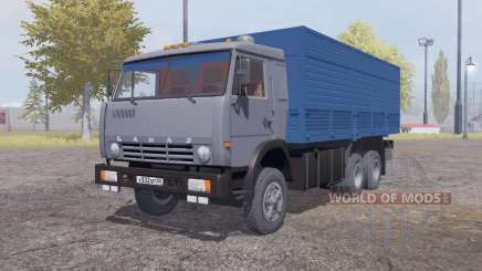 КамАЗ 53212 v2.0 для Farming Simulator 2013