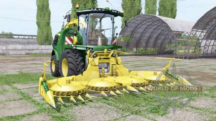 John Deere 9900i для Farming Simulator 2017