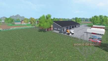 Close Farm для Farming Simulator 2015