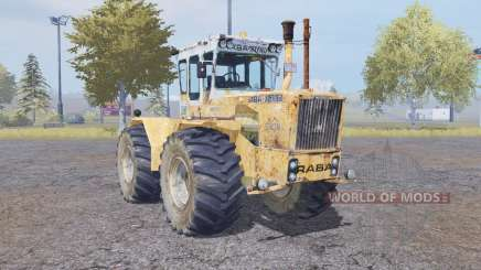 RABA Steiger 250 interactive control для Farming Simulator 2013