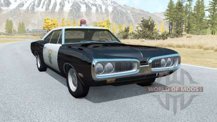 Dodge Coronet California Highway Patrol v1.1 для BeamNG Drive