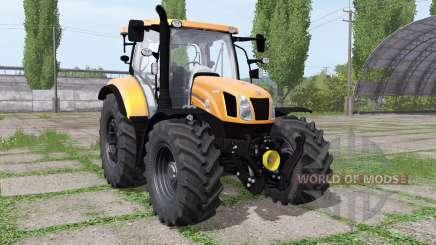 New Holland T6.175 Gamling Edition для Farming Simulator 2017