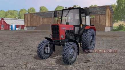MТЗ 82.1 Беларус для Farming Simulator 2015