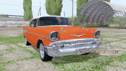 Chevrolet Bel Air (2400) 1957 для Farming Simulator 2017