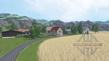 Eifelland v2.1 для Farming Simulator 2015