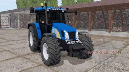 New Holland TL100A v3.0 для Farming Simulator 2017