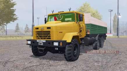 КрАЗ 65053 для Farming Simulator 2013