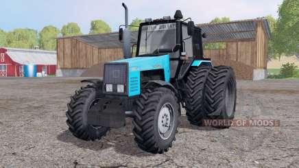 МТЗ 1221В.2 Беларус сдвоенные колёса для Farming Simulator 2015