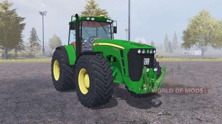 John Deere 8530 green для Farming Simulator 2013