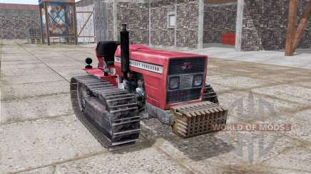 Massey Ferguson 174C для Farming Simulator 2017