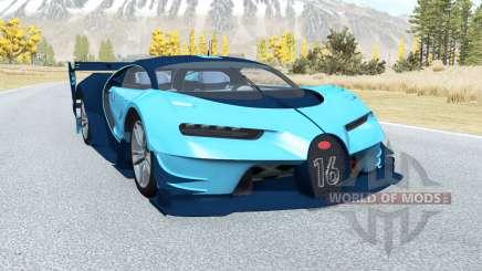 Bugatti Vision Gran Turismo 2015 для BeamNG Drive