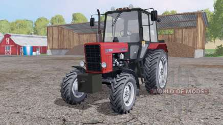 МТЗ 82.1 Беларус 4x4 для Farming Simulator 2015