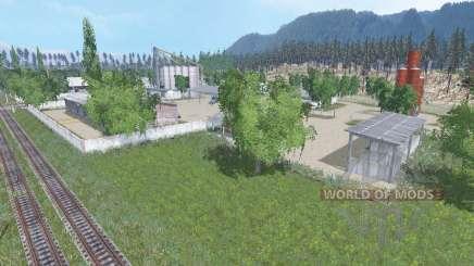Podgorze для Farming Simulator 2015
