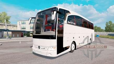 Mercedes-Benz Travego (O580) v5.5 для Euro Truck Simulator 2