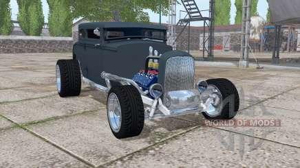 Ford Model B 1932 Hot Rod v1.0.0.2 для Farming Simulator 2017