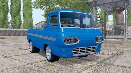 Ford Econoline v1.0.0.2 для Farming Simulator 2017