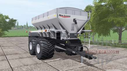 New Leader NL345 G4 EDGE для Farming Simulator 2017
