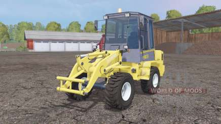 Zettelmeyer ZL 602 для Farming Simulator 2015