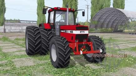 Case IH 1455 XL interactive control для Farming Simulator 2017
