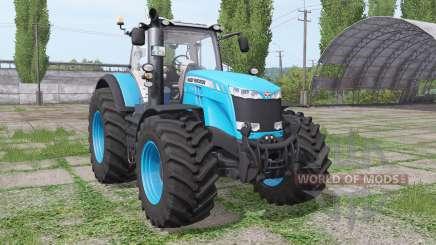 Massey Ferguson 8730 animation parts v4.5 для Farming Simulator 2017