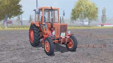 МТЗ 80 4x4 для Farming Simulator 2013