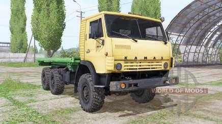 КамАЗ 4310 платформа v2.4 для Farming Simulator 2017