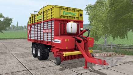 POTTINGER Europrofi 5000 для Farming Simulator 2017